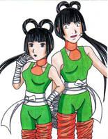Sexy no Jutsu - Lee and Gai by cutiekidd