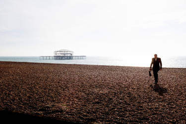 Brighton Untitled... by iangrahamimages