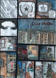 Czas Chaosu - Komiks by WasylTheFox