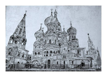 Saint Basil s Cathedral by WasylTheFox