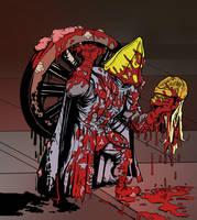 Bloodborne - Alfred by jdeberge