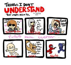 Things Meme by NejiKitty