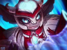 Guild Wars 2 Guardian fanart by suppa-rider