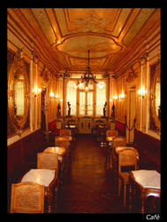 Cafe by dmueller by dmueller