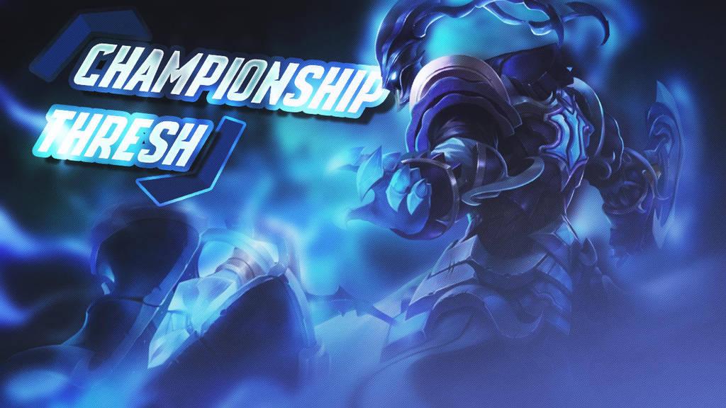 Championship Thresh Wallpaper By Repetitivetv On Deviantart