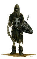 Living Dead Crusader by Nordheimer