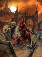 Hell Boy by Nordheimer