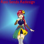 Rani Senda Redesign by Pawspals44