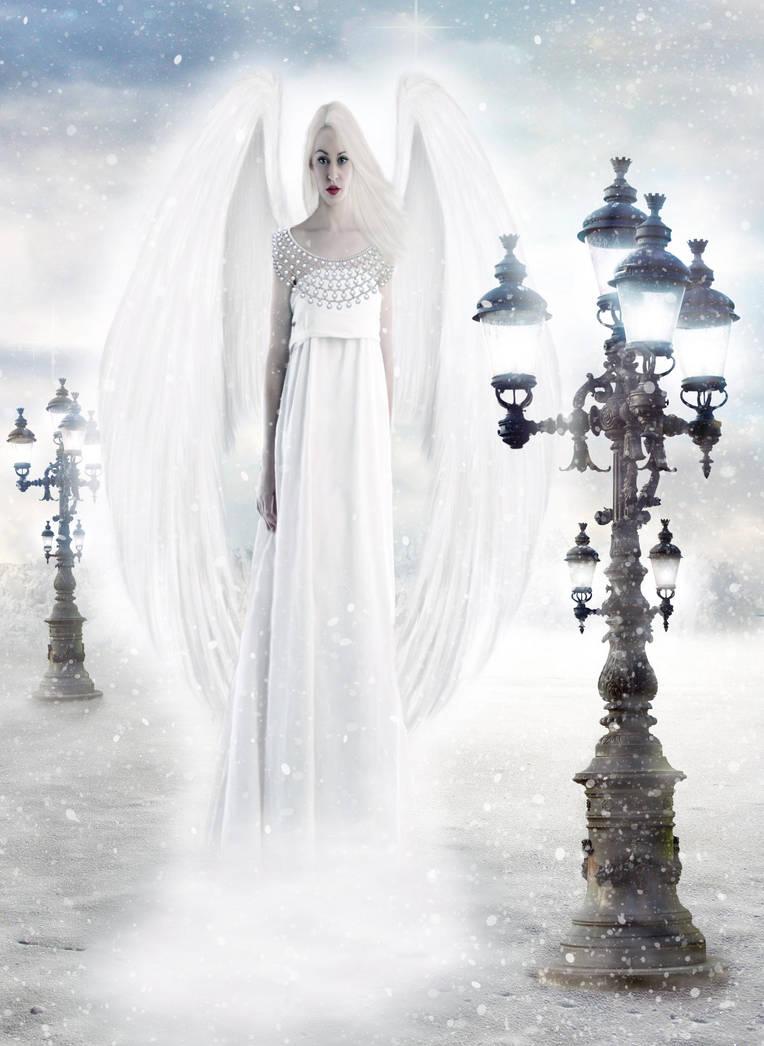 Angel of Ice by Alfihara