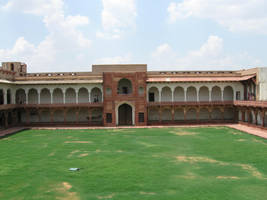 Red Fort Agra 8 by shadowcat45