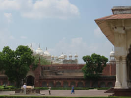 Red Fort Agra 10 by shadowcat45