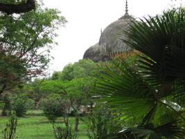 Hyderabad Qutb-Shahi Tombs 2 by shadowcat45