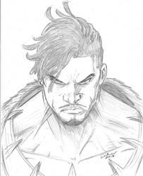Killmonger by c-crain