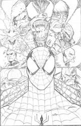 SPIDERMAN! by c-crain