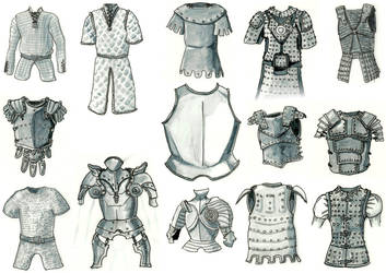armor by Kluwe