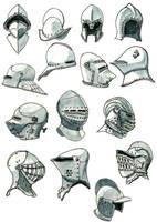Helmets by Kluwe