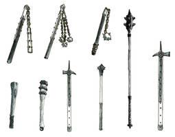 Blunt Instruments by Kluwe