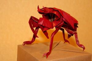 Cicada Nymph by MCS1992