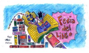 Feria del Libro by MCS1992