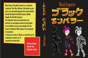 Black Emperor: portada by MCS1992