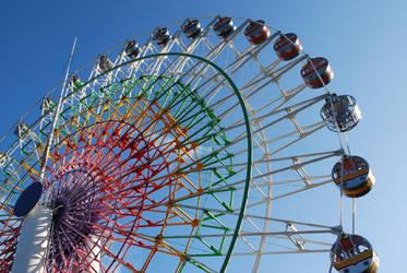 Ferris Wheel by SirusRiddler