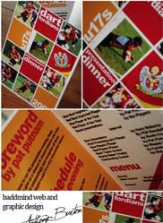 Dartfordians Programme by Baddmind