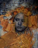 Agnieszka Wencka, oil on canvas by Wencka