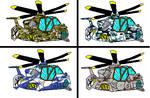 RAH-66 camo patterns by Maverik-Soldier