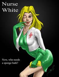 Nurse White by tadamson