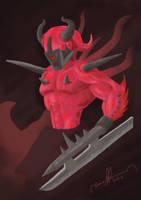 Hell Defender by tadamson