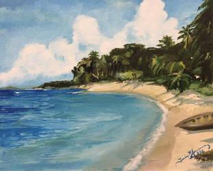 Paradise by tadamson