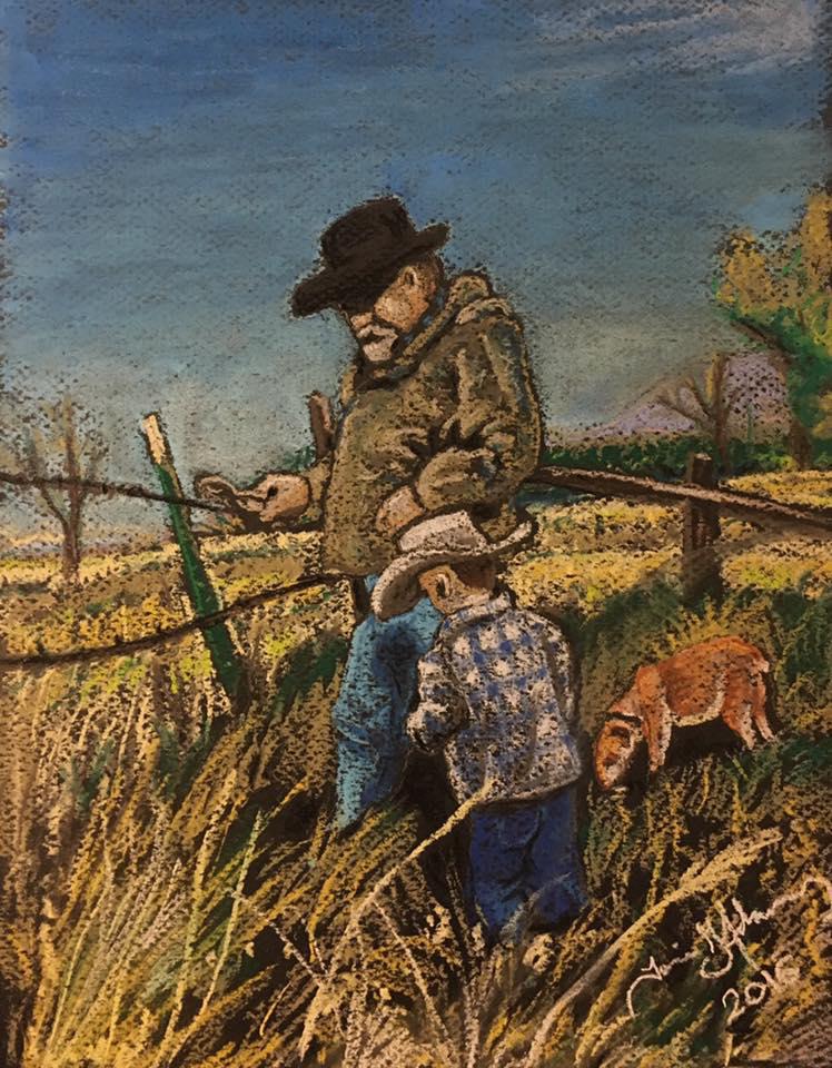 A Helping Hand by tadamson