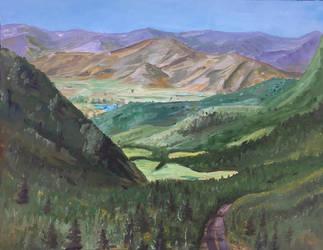 Heber Valley, Utah by tadamson
