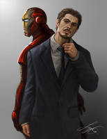Stark by kamillyonsiya