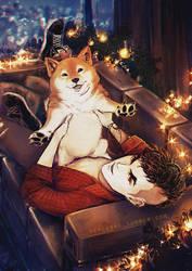 Merry Christmas! by Heylenne