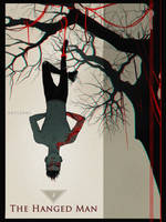 Ch2 cover - The Hanged Man by Heylenne