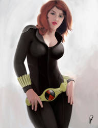 Black Widow by Jc-styless