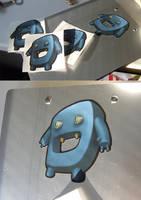 stickers by tekneko