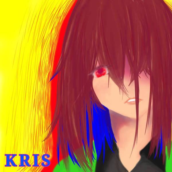 Kris by blank-black