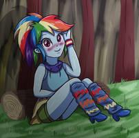 Rainbowdash, by sumin6301