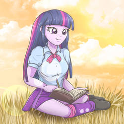 twilight sparkle, by sumin6301