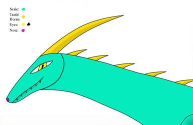 Dragon head finished by Arhad