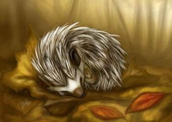 Wendigo,s Lullaby by Edheloth