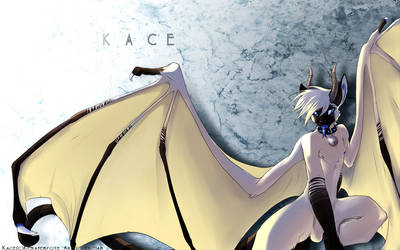 Kace Wallpaper by Edheloth