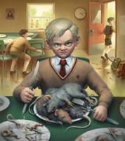 Eat Your Rats Jeremy by dante-cg
