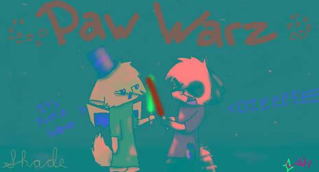 Paw Wars_Birthday Collab_ by Shade-C-Llewellyn