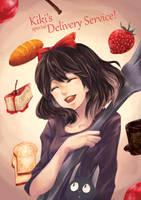 Dreamscape: Kiki's Delivery Service by BunnyKick