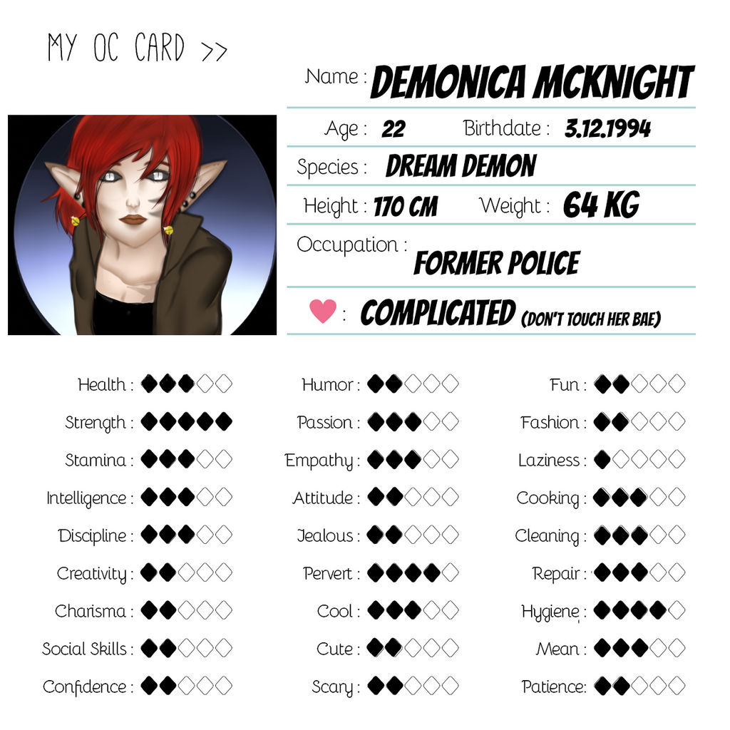 Bab Card by Cursed-Girl on DeviantArt