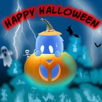 Happy Halloween from Y-Mangaka by Y-Mangaka