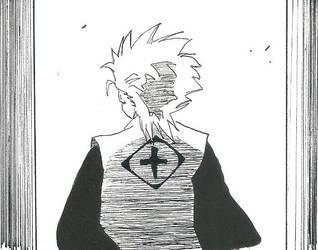 Toushiro Ichugaya by elfooscuro